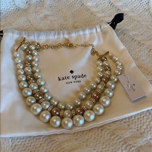 Kate Spade ♠️ Pearls